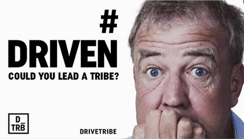 drive tribe top gear content marketing