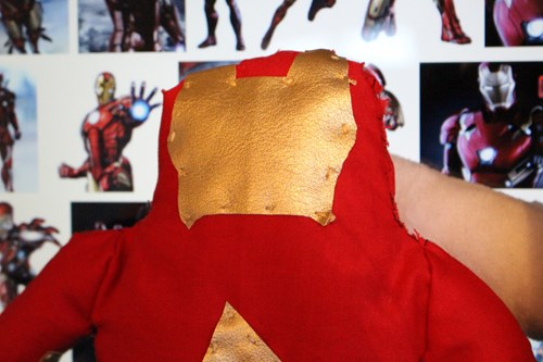 tony cheetham iron man hello fresh teddy